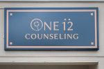 One:12 Counseling Sign
